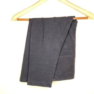 Lysse gray crop leggings